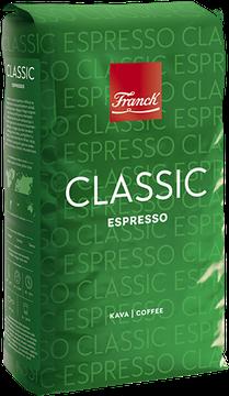 Röstkaffee Espresso Classic - Kava Classic Franck 1 Kg - Kroatien
