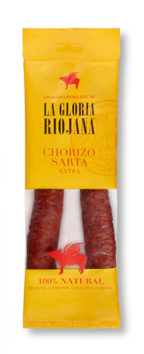 Chorizo Sarta Mild - Paprikawurst