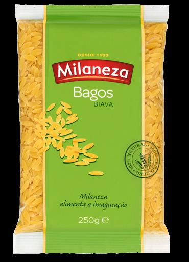 Massa Bagos - Hartweizennudeln 250gr. - Milaneza - Portugal