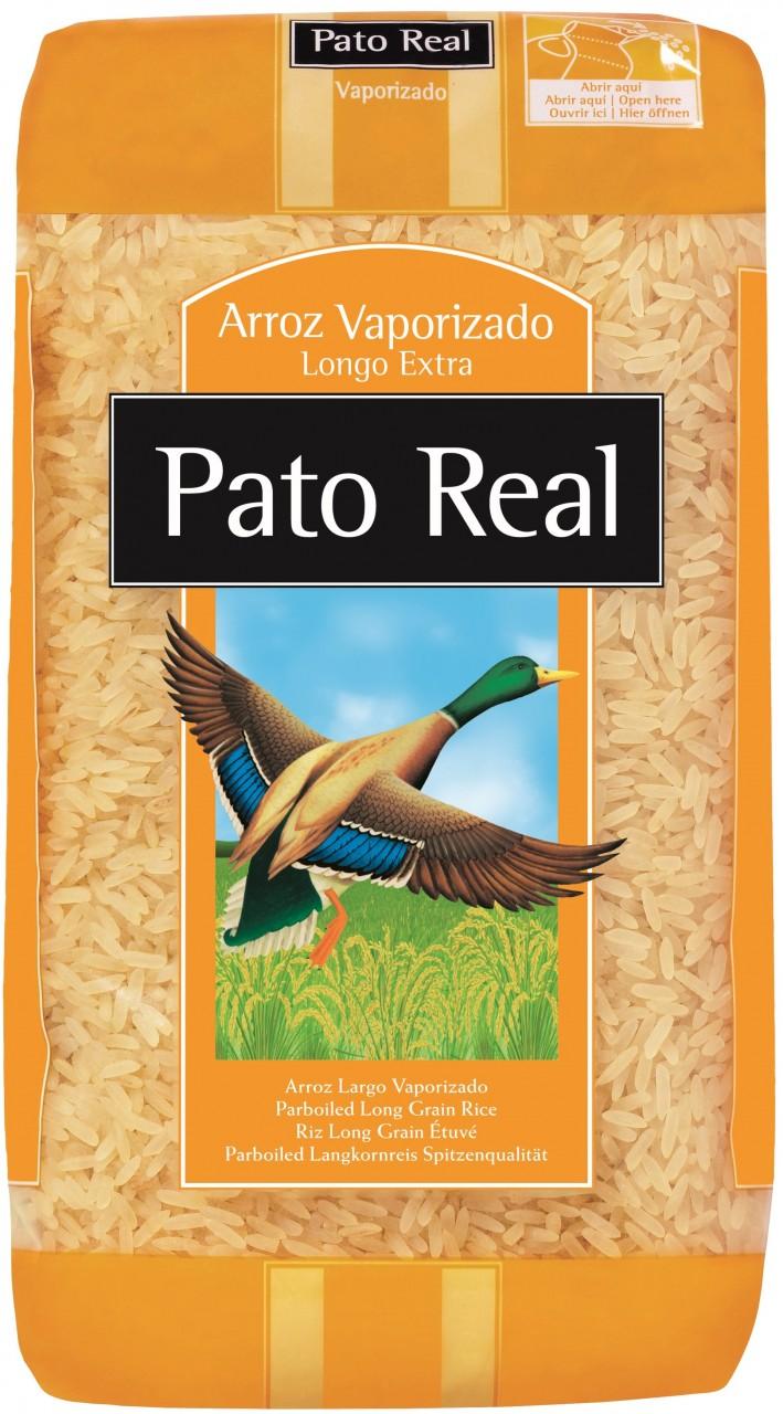 Parboiled-Reis - Arroz Vaporizado - Pato Real - Portugal