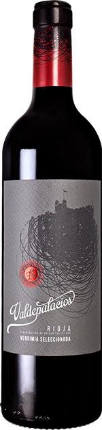 Valdepalacios Vendimia Seleccionada Tinto - Rotwein - Rioja - Spanien