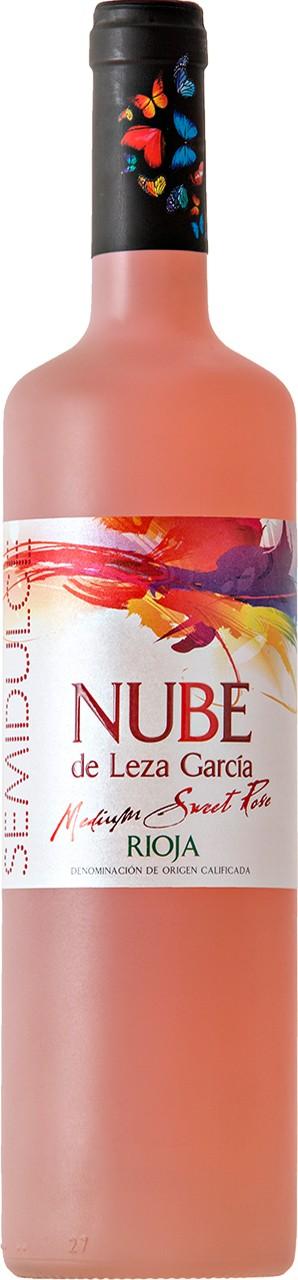 Nube de Leza García Sweet Rosado - Lieblicher Rosewein - Rioja - Spanien