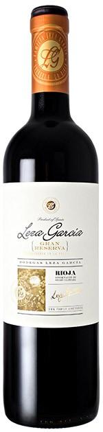 Leza Garcia Gran Reserva Tinto - Rotwein - Rioja - Spanien